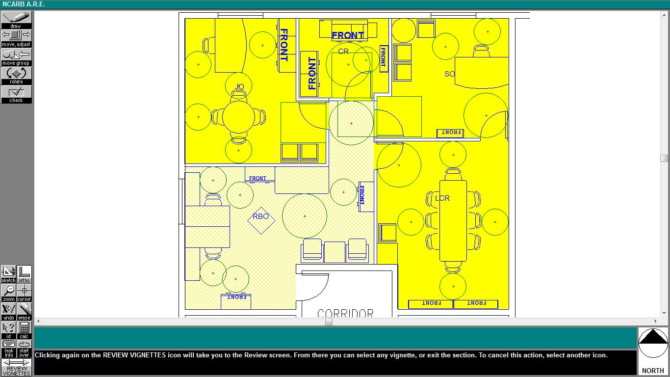 Are 4 0 schematic design solving the interior layout for Schematic design interior layout vignette